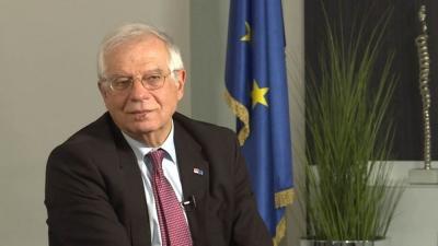 Borrell (ΕΕ): Πάνω από 150.000 Ρώσοι στρατιώτες στα σύνορα με την Ουκρανία - Κίνδυνος κλιμάκωσης
