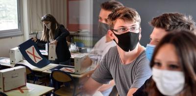 Στο 0,25% τα θετικά self tests εκπαιδευτικών και μαθητών την πρώτη μέρα λειτουργίας των σχολείων