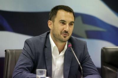 Χαρίτσης (ΣΥΡΙΖΑ): Ουδεμία σχέση έχω με την υπόθεση της Folli Follie