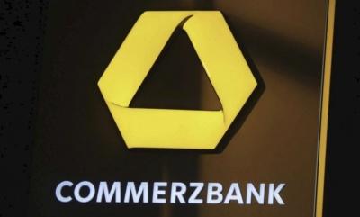 Commerzbank: Ενισχύθηκαν κατά +35% τα κέρδη για το γ΄ 3μηνο 2019, στα 294 εκατ. ευρώ - Στα 2,18 δισ. ευρώ τα έσοδα