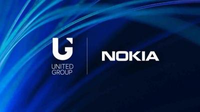 United Group: Συνεργασία με Nokia στο δίκτυο οπτικών ινών της ΝΑ Ευρώπης