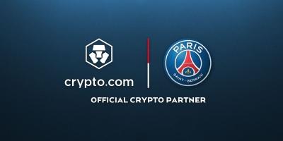 Παρί Σεν Ζερμέν: Χορηγική συνεργασία με την «crypto.com»