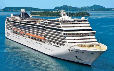 Ξεκίνησε τις πωλήσεις για την παγκόσμια κρουαζιέρα το 2023 η MSC Cruises