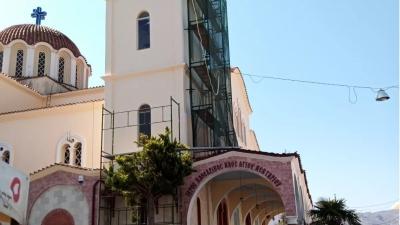 Κρήτη: Πατέρας δυο παιδιών χτυπήθηκε από ρεύμα και έπεσε από σκαλωσιά ύψους 5 μέτρων