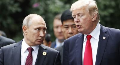 ΗΠΑ - Ρωσία: Τηλεφωνική επικοινωνία Trump - Putin για Μέση Ανατολή