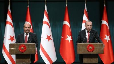 Μετά τους Erdogan, Akar, παραλήρημα Tatar: H Κύπρος να μεταβιβαστεί στην Τουρκία