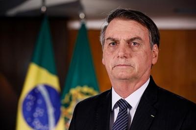 Υπέρ των εμβολίων αλλά κατά του υγειονομικού διαβατηρίου τάχθηκε ο πρόεδρος της Βραζιλίας, Βolsonaro