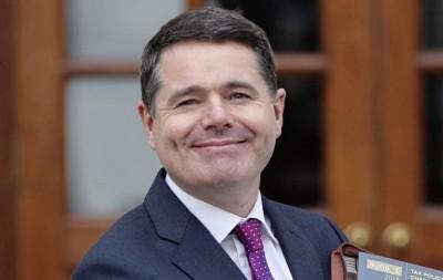 O Ιρλανδός Υπουργός Οικονομικών Paschal Donohoe νέος Πρόεδρος του Eurogroup, νίκη για την Ολλανδία, ήττα για Γερμανία - Γαλλία - Βαριά η ύφεση το 2020 στο -9%