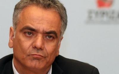"""Σκουρλέτης: Δυστυχώς ο κ. Μητσοτάκης είναι """"όμηρος"""" του κ. Σαμαρά"""