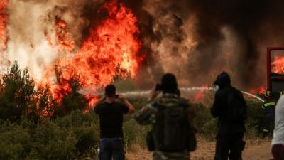 Πυρκαγιές Αττική: Αυτοψίες σε 246 κτήρια – 91 κρίθηκαν ακατάλληλα για χρήση και 48 επικίνδυνα