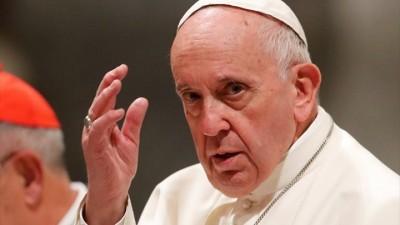 Πάπας Φραγκίσκος: «Ναι» στον γάμο ομοφύλων - Όλοι δικαιούνται μια οικογένεια