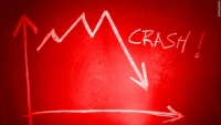 ΚΡΑΧ καταστροφής στο ΧΑ -16,23% στις 668 μον. με τις τράπεζες limit down -30%, τα warrants -92% - Με 515 εκ εντολές πώλησης