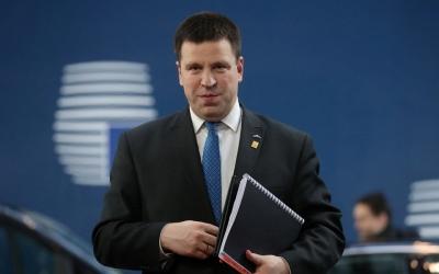 Παραίτηση - βόμβα του πρωθυπουργού της Εσθονίας, Jüri Ratas λόγω υπόθεσης διαφθοράς