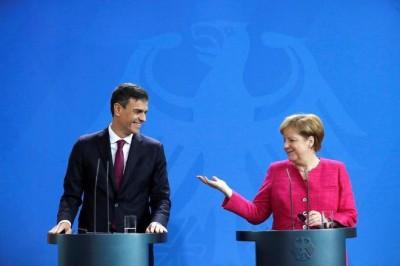 Sanchez για Ταμείο Ανάκαμψης: Η ΕΕ δεν χτίστηκε στη βάση των βέτο – Merkel: Επιθυμούμε μία γρήγορη συμφωνία