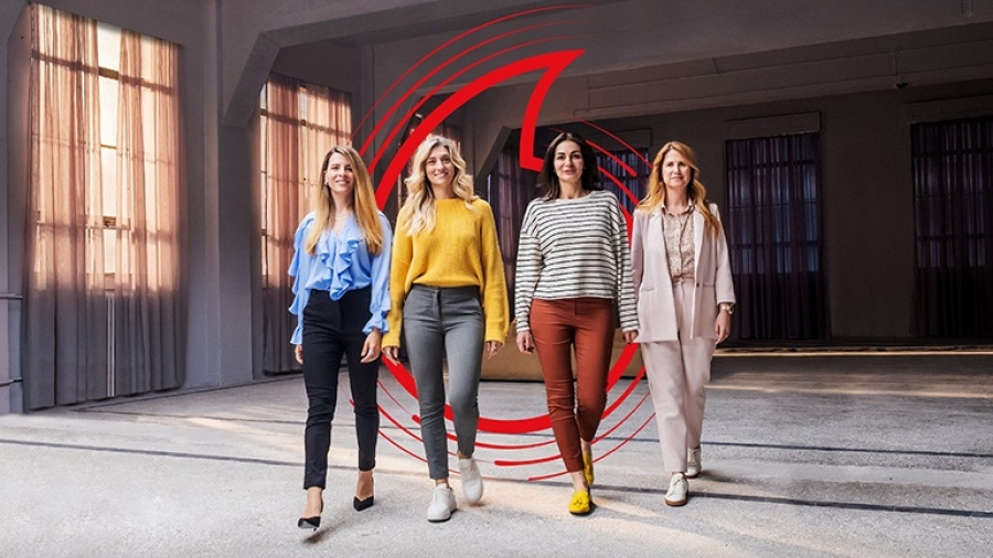 Η Vodafone δίπλα στις γυναίκες επιχειρηματίες με δωρεάν υπηρεσίες για να αναπτύξουν την επιχείρησή τους