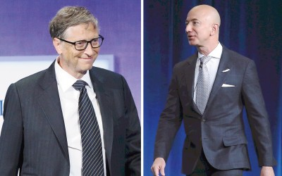Bloomberg: Gates και Bezos επενδύουν στην νεοσύστατη εταιρεία κατασκευής αεροσκαφών ZeroAvia