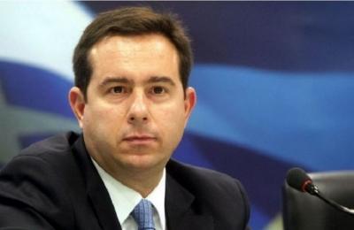 Μηταράκης: Η Ευρωπαϊκή Αριστερά πολεμά την Frontex στο Ευρωπαϊκό Κοινοβούλιο