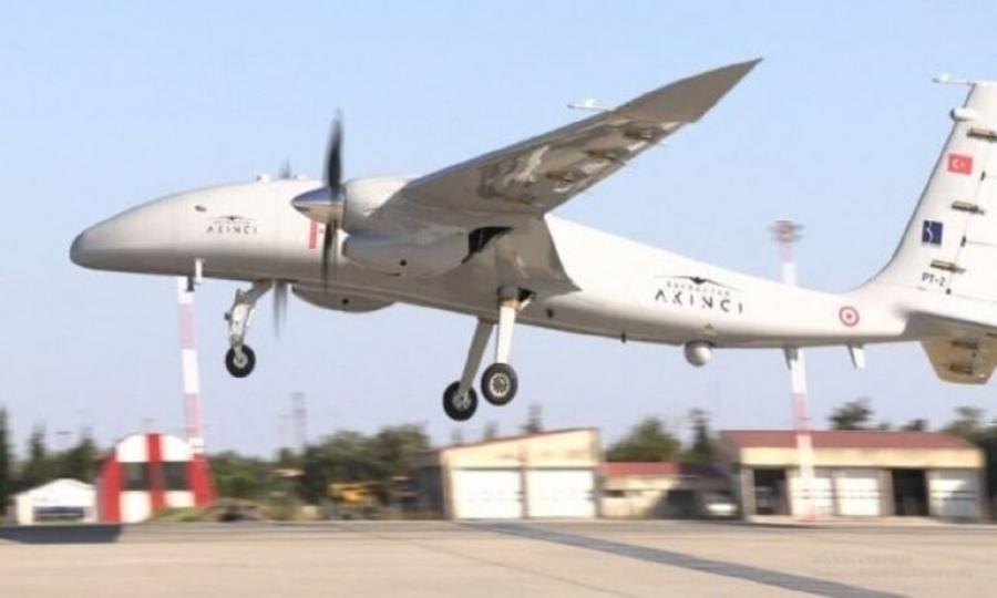 Τα τουρκικά drones αυξάνονται με ταχείς ρυθμούς