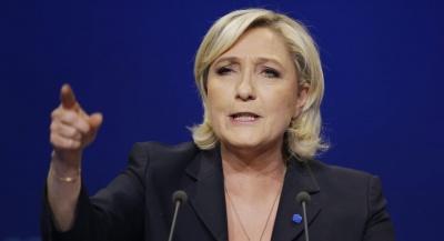 Γαλλία: Υποψήφια στις προεδρικές εκλογές του 2022 η Le Pen