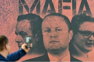Οργή στη Μάλτα για τη δολοφονία Galizia - Διαδηλωτές εισέβαλαν στο γραφείο του πρωθυπουργού Muscat