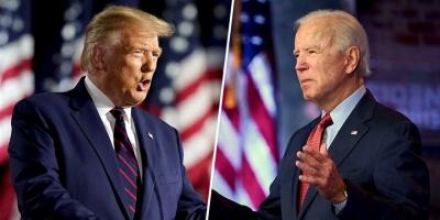 ΗΠΑ: Ο Trump φεύγει, ο Biden έρχεται, αλλά ο διχασμός στα τηλεοπτικά δίκτυα συνεχίζεται