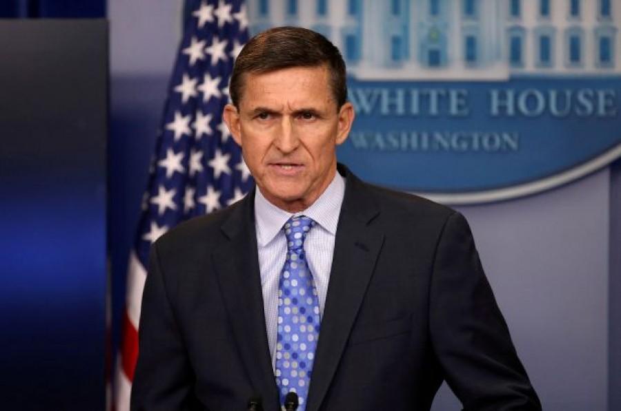 HΠΑ: Ο Trump έδωσε χάρη στον πρώην σύμβουλο Εθνικής Ασφάλειας, Michael Flynn