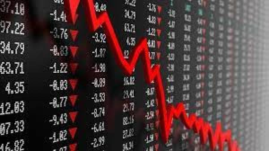 Λίγο μετά το κλείσιμο του ΧΑ – Καθολική πτώση και ευθυγράμμιση με τις ξένες αγορές