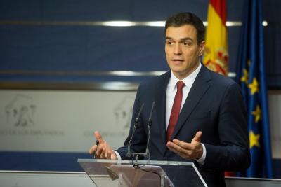 Διαψεύδει η ισπανική κυβέρνηση τις πληροφορίες για πρόωρες εκλογές στις 14 Απριλίου 2019