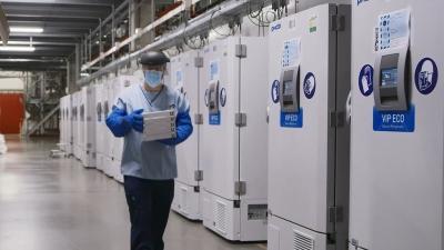 Pfizer - BioNTech: Στόχος το 2021 η αύξηση της παραγωγής κατά 50%, στα 2 δισεκατομμύρια  δόσεις