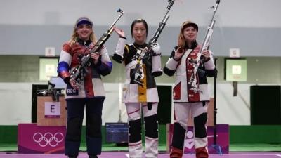 Σκοποβολή: Το πρώτο χρυσό μετάλλιο πήρε η Κιάν Γιανγκ! (video)