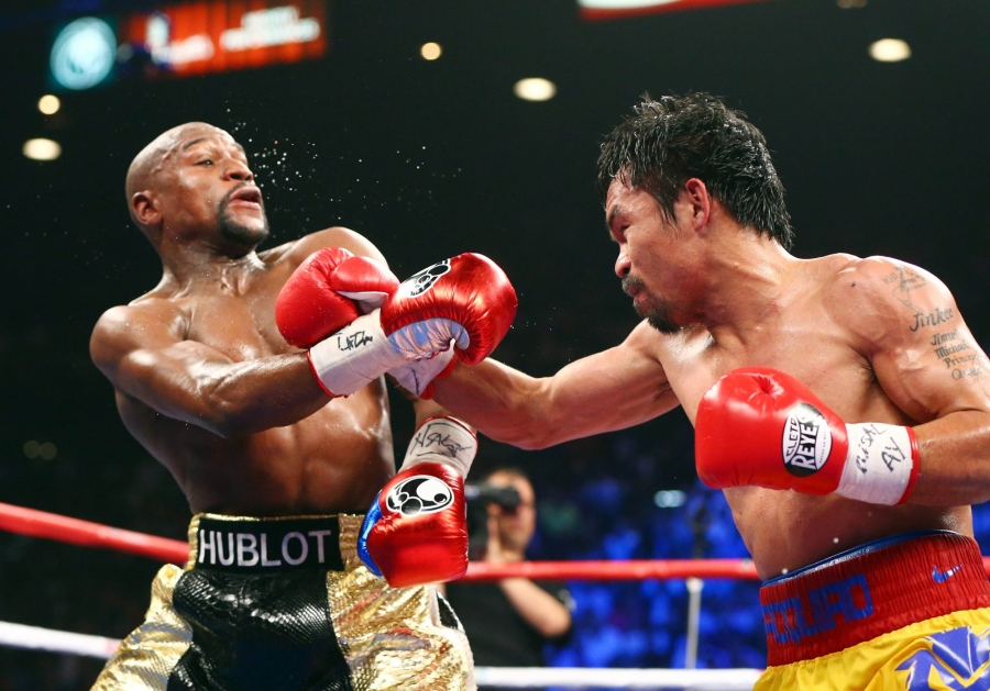 Mayweather vs Pacquiao: Η Μάχη του Αιώνα που ξεπέρασε τα 400 εκατομμύρια δολάρια