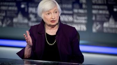 Yellen (ΥΠΟΙΚ ΗΠΑ): Πριν παρέμβουμε, πρέπει να κατανοήσουμε βαθιά τη φρενίτιδα με την Gamestop