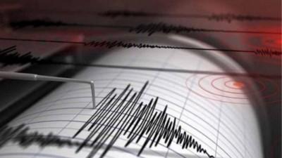 Σεισμός 3,7 Ρίχτερ στην Κρήτη - Αισθητός σε Χανιά και Ρέθυμνο