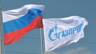 Η Gazprom αύξησε σημαντικά τις εξαγωγές φυσικού αερίου στην Ευρώπη
