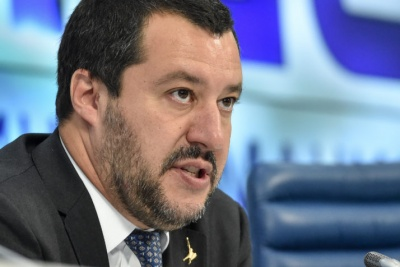 Salvini για εκλογές στη Βαυαρία: Arrivederci Merkel, Schulz και Juncker