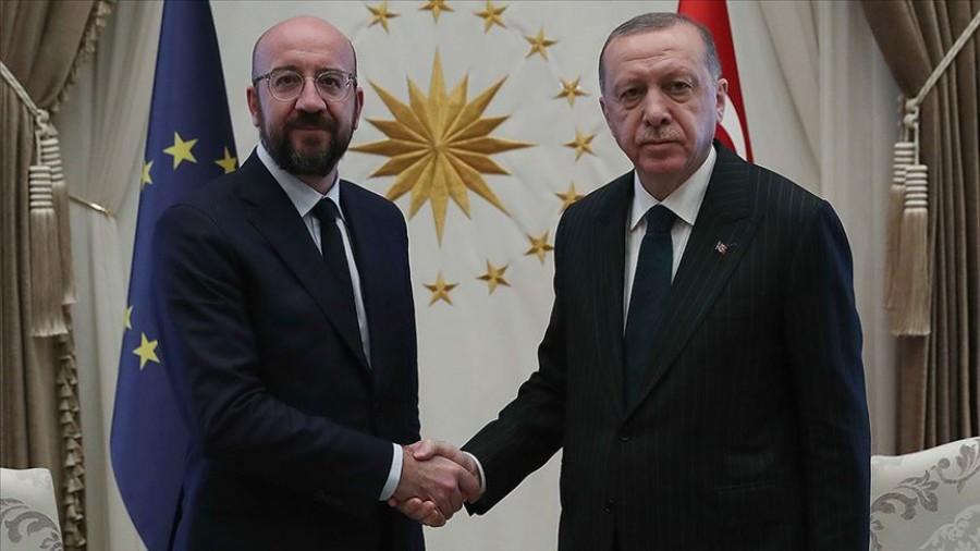 Προκλητικός Erdogan προς Michel: Η Ελλάδα είναι αυτή που προκαλεί – Περιμένουμε βήματα για τη διεθνή διάσκεψη