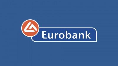 Eurobank: Στη 1 Σεπτεμβρίου 2020 τα οικονομικά αποτελέσματα του β' τριμήνου 2020