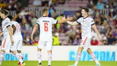 Champions League: Περίπατος Μπάγερν στη Βαρκελώνη, 3-0 με «σβηστές» μηχανές τη Μπάρτσα! (video)
