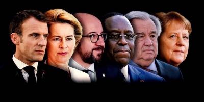 Κοινό άρθρο Macron, Merkel, Michel, von der Leyen, Guterres: Ο κόσμος μετά την πανδημία δεν θα είναι ίδιος… μη φοβηθείτε
