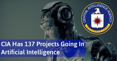 Η CIA προετοιμάζεται να αντικαταστήσει τους κατασκόπους της με τεχνητή νοημοσύνη