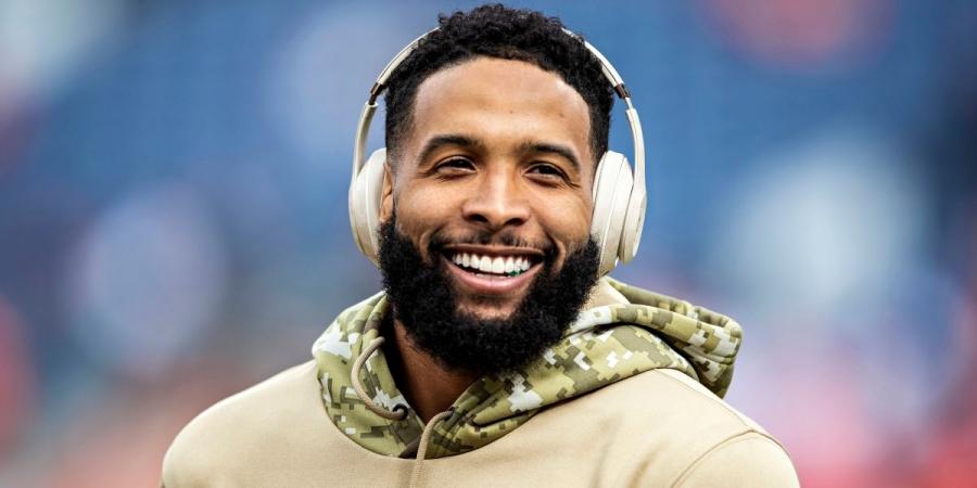 Odell Beckham Jr: Ο παίκτης του ράγκμπι με… χαμόγελο αξίας 1,8 εκατ. δολαρίων