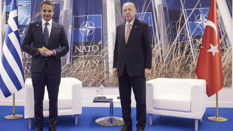 Το παρασκήνιο της συνάντησης Μητσοτάκη με Erdogan - Η... σφήνα Kalin - Τα αγκάθια παραμένουν