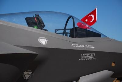 Βαρύ πλήγμα ΗΠΑ στην Τουρκία: Την έθεσαν και επίσημα εκτός προγράμματος F-35