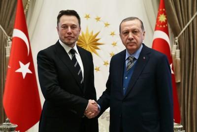Ο Elon Musk θα στείλει τουρκικό δορυφόρο στο διάστημα τον Νοέμβριο 2020