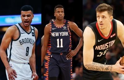 NBA: Έξι Ευρωπαίοι free agents με προοπτική... Ευρωλίγκα