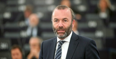 Weber (ΕΛΚ): Χρόνια Πολλά σε όλους τους Έλληνες φίλους μας