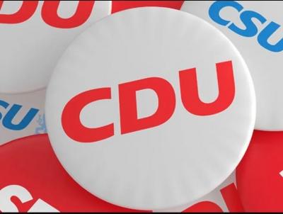 Γερμανία: Μπροστά οι Χριστιανοδημοκράτες, διευρύνουν τη διαφορά από τους Πράσινους