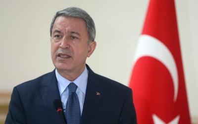 Προκλητικός ο Akar: Θα υπερασπιστούμε τα δικαιώματα μας στο Αιγαίο και τη Μεσόγειο
