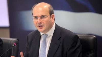 Χατζηδάκης: Στον ΟΟΣΑ για την αξιολόγηση της Ελλάδας σε θέματα Περιβάλλοντος
