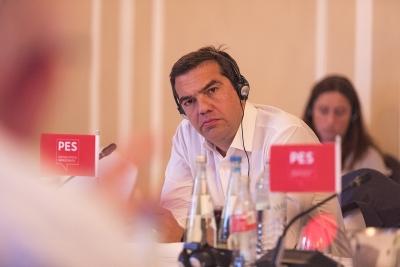 Σε Βρυξέλλες και Βερολίνο ο Τσίπρας – Επαφές ενόψει της Συνόδου Κορυφής της ΕΕ